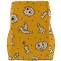 Funny Halloween Party Pattern Car Seat Velour Cushion  View2