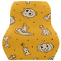 Funny Halloween Party Pattern Car Seat Back Cushion  View1