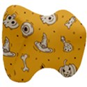 Funny Halloween Party Pattern Head Support Cushion View3