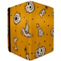 Funny Halloween Party Pattern Apple iPad Pro 10.5   Flip Case View3