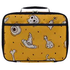 Funny Halloween Party Pattern Full Print Lunch Bag