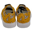 Funny Halloween Party Pattern Men s Classic Low Top Sneakers View4