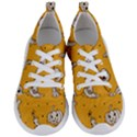 Funny Halloween Party Pattern Women s Lightweight Sports Shoes View1