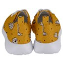 Funny Halloween Party Pattern Women s Lightweight Sports Shoes View4