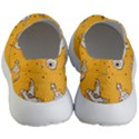 Funny Halloween Party Pattern Men s Lightweight Slip Ons View4