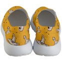 Funny Halloween Party Pattern Women s Lightweight Slip Ons View4
