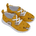 Funny Halloween Party Pattern Running Shoes View3