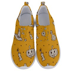 Funny Halloween Party Pattern No Lace Lightweight Shoes