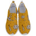 Funny Halloween Party Pattern No Lace Lightweight Shoes View1