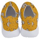 Funny Halloween Party Pattern No Lace Lightweight Shoes View4
