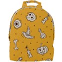 Funny Halloween Party Pattern Mini Full Print Backpack View1