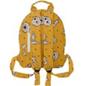 Funny Halloween Party Pattern Mini Full Print Backpack View2
