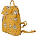 Funny Halloween Party Pattern Buckle Everyday Backpack View1
