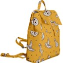 Funny Halloween Party Pattern Buckle Everyday Backpack View2