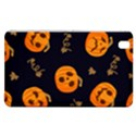 Funny Scary Black Orange Halloween Pumpkins Pattern Samsung Galaxy Tab Pro 8.4 Hardshell Case View1