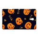 Funny Scary Black Orange Halloween Pumpkins Pattern Samsung Galaxy Tab S (8.4 ) Hardshell Case  View1