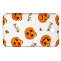 Funny Spooky Halloween Pumpkins Pattern White Orange Samsung Galaxy Tab 3 (7 ) P3200 Hardshell Case  View1