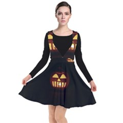 Funny Spooky Scary Halloween Pumpkin Jack O Lantern Other Dresses