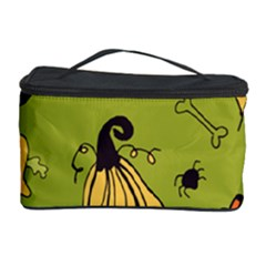 Funny Scary Spooky Halloween Party Design Cosmetic Storage