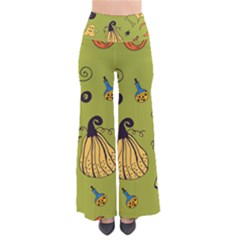 Funny Scary Spooky Halloween Party Design So Vintage Palazzo Pants
