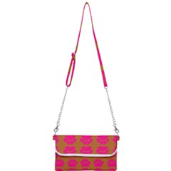 Puddy Paw Mini Crossbody Handbag