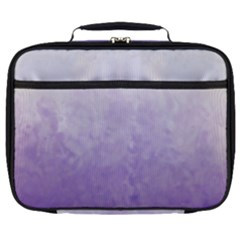 Lavender Mist Full Print Lunch Bag