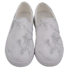 Marble Men s Canvas Slip Ons