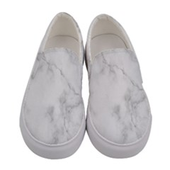 Marble Women s Canvas Slip Ons