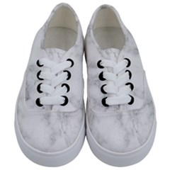 Marble Kids  Classic Low Top Sneakers