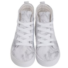 Marble Kid s Hi Top Skate Sneakers