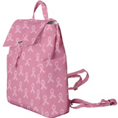 Pink Ribbon   Breast Cancer Awareness Month Buckle Everyday Backpack