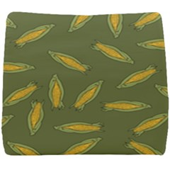 Corn Pattern Seat Cushion by Valentinaart