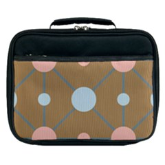 Planets Planet Around Rounds Lunch Bag