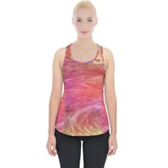 Background Wallpaper Abstract Piece Up Tank Top
