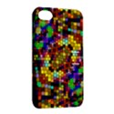 Color Mosaic Background Wall Apple iPhone 4/4S Hardshell Case with Stand View2