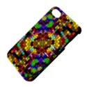 Color Mosaic Background Wall Apple iPhone 4/4S Hardshell Case with Stand View4