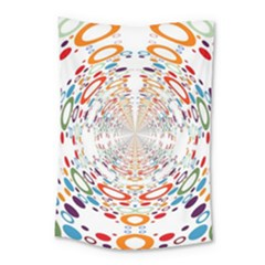 Wallpaper Pattern Colorful Color Small Tapestry