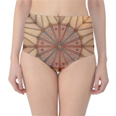 York Minster Chapter House Classic High Waist Bikini Bottoms