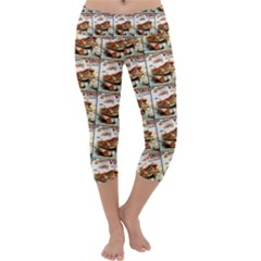 Venice Capri Yoga Leggings