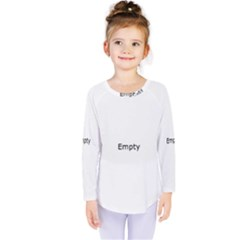 Mushrooms Life Spin Kids  Long Sleeve Tee by bestdesignintheworld