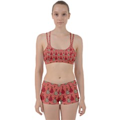 Pears Red Perfect Fit Gym Set