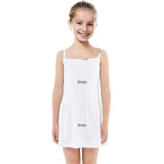 Polar Bear Family  Kids Summer Sun Dress