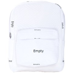 Polar Bear Family  Full Print Backpack