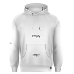 Polar Bear Family  Men s Pullover Hoodie