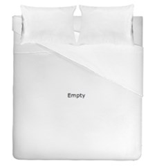 Polar Bear Family  Duvet Cover Double Side (queen Size)