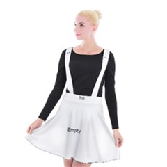 Polar Bear Family  Suspender Skater Skirt