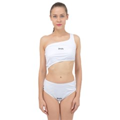 Polar Bear Family  Spliced Up Two Piece Swimsuit