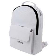 Polar Bear Family  Flap Pocket Backpack (small)