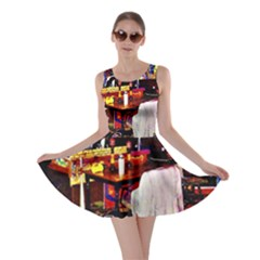 Painted House Skater Dress