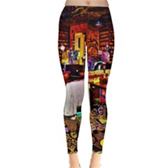 Painted House Leggings